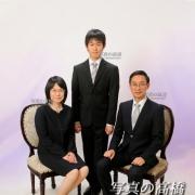 成人式家族写真は江戸川区,小岩の写真スタジオ