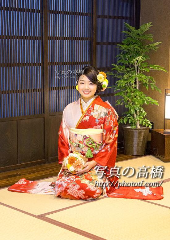 成人式写真は東京都江戸川区写真館,写真の高橋,東京フォトスタジオ