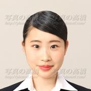 履歴書用写真,髪型見本5
