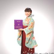 卒業式写真,袴姿は江戸川区写真館