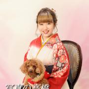 ペットと一緒に卒業写真は江戸川区,小岩