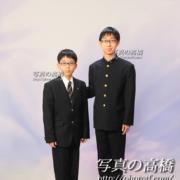 入学式写真,江戸川区