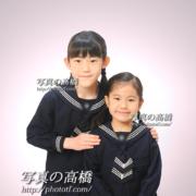 入学写真家族写真 江戸川区