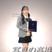 卒業式写真,江戸川区