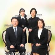 卒業式写真,家族写真,江戸川区