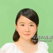 プロフィール写真は東京、江戸川区、写真館