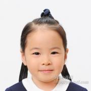お受験写真 小学校 服装 髪型例
