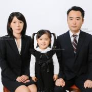 幼稚園受験家族写真5