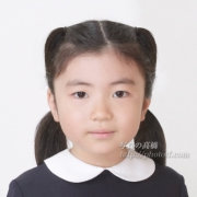 小学校 願書用 写真 服装 髪型 例