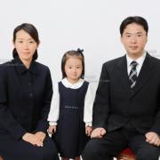 幼稚園受験写真 願書用ご家族写真20