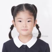 小学校受験 女の子 髪型 服装