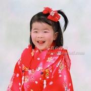 江戸川で七五三写真記念撮影10