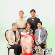 お宮参り写真,江戸川区18
