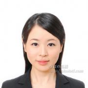就職活動写真 髪型女性30 ロング例