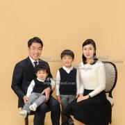 家族写真は温かい思い出