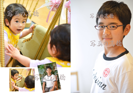 子供写真は東京 江戸川区