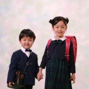 入園式 入学式記念写真