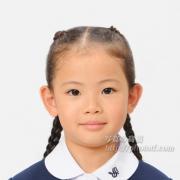 小学校受験証明写真 服装,髪型例