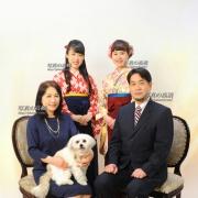 ご家族とペットも一緒 卒業写真は江戸川区