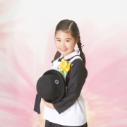 卒園式写真,東京,フォトスタジオ,江戸川区写真館,写真の高橋