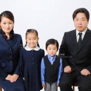 家族写真 幼稚園受験6