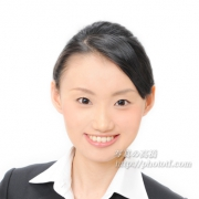 JAL ANA 髪型例
