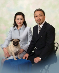 東京 江戸川区 写真館 写真スタジオ 写真の高橋  家族写真