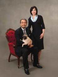 (C) 東京写真館 写真スタジオ 写真の高橋 ご家族写真