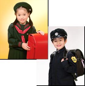 江戸川区写真館で入学/入学式写真/入園/入園式写真