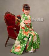 C)2003東京写真館 成人式 髪型 記念写真