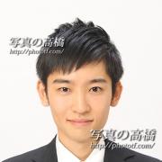 就職活動写真,東京,髪型,前髪,髪色,表情70