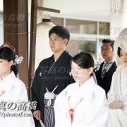 小岩神社で結婚式記念撮影は写真の高橋で