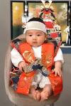 端午の節句 お節句 子供 の事例 キッズフォト 東京江戸川区写真館 写真の高橋