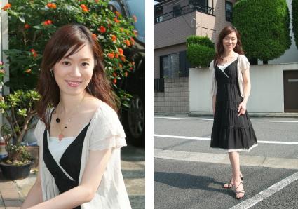 お見合い写真 東京で 婚活写真撮影