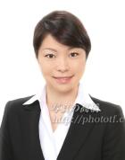 就活用証明写真 髪型見本12 東京 写真館 写真の高橋 江戸川区フォトスタジオ 就職内定のご挨拶状を頂戴致しました履歴書の就活証明写真お客様と喜びを分かちあえてとても幸せ就活 写真見本12