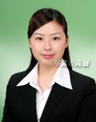 聡明な証明写真 就活,背景色 人気あり。履歴書の証明写真44 就活 髪型 ハーフアップ見本。