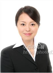 CA客室乗務員 髪型 写真23