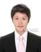 誰もが好感持てる表情の エントリーシート証明写真  就活 履歴書の証明写真69 就職活動 男性 髪型 見本。