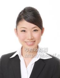 キャビンアテンダント就活 髪型 写真29