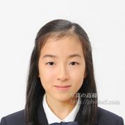 中学受験写真 受験用服装,髪型