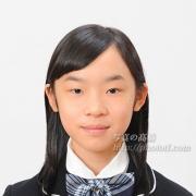 中学受験写真 受験用髪型,服装見本