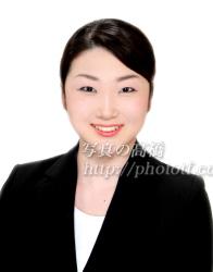 客室乗務員髪型写真68