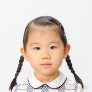 幼稚園お受験写真 髪型,服装サンプル