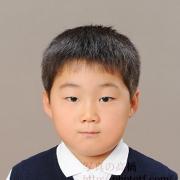 小学校お受験写真
