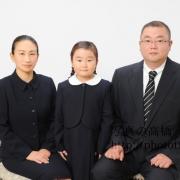 小学校願書写真 受験用家族証明写真