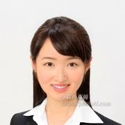 アナウンサー就活写真は東京の就活写真スタジオ