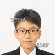 中学校受験証明写真は東京 おすすめ受験写63