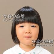 幼稚園 受験 写真28 願書用写真