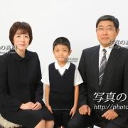 受験 願書用家族写真26