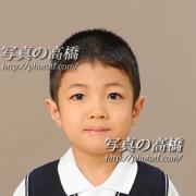 小学校受験 証明写真32 受験 願書用写真